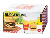 Burger Time - Salt & Pepper Shaker Set