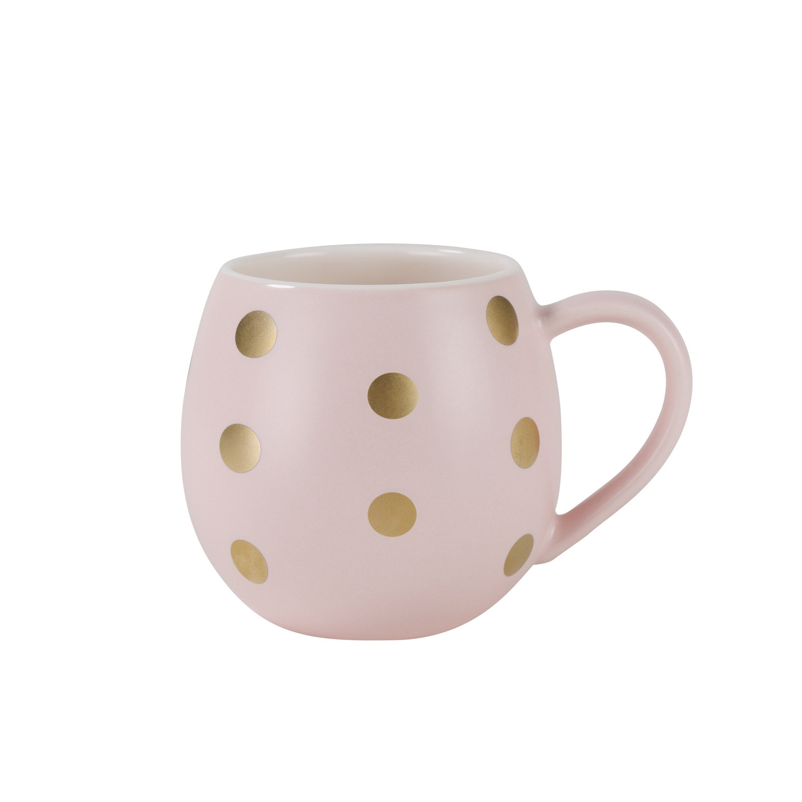 Robert Gordon: Mini Hug Me Mug (Pink and Gold Spot) image