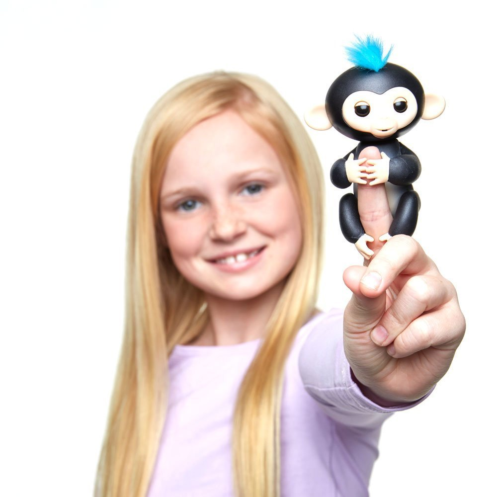 Fingerlings: Interactive Baby Monkey - Finn image