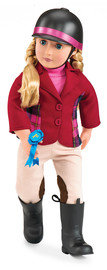 "Our Generation: 18"" Deluxe Doll - Lily Anna"