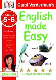 English Made Easy by Carol Vorderman image