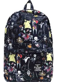 loungefly disney nightmare before christmas backpack - The Nightmare Before Christmas Backpack