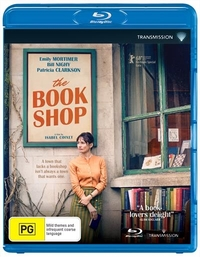 The Bookshop on Blu-ray