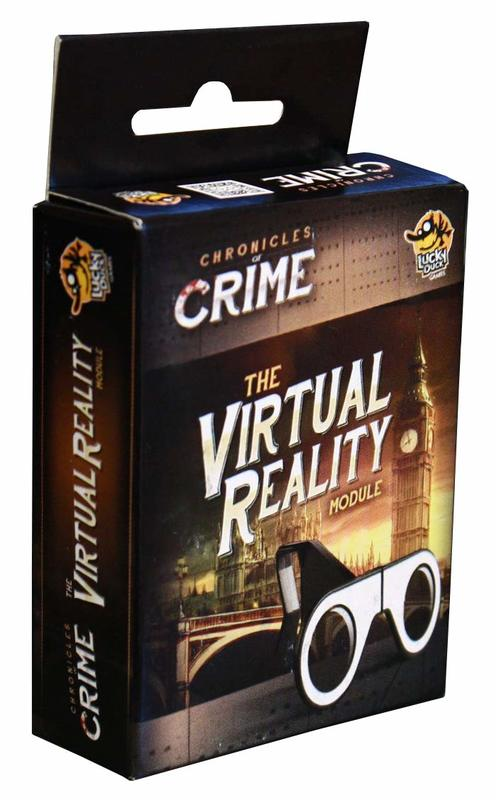Chronicles of Crime: Virtual Reality - Expansion Module
