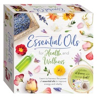 Hinkler: Essential Oils for Health and Wellness - Box Set