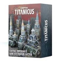 Warhammer 40,000 Adeptus Titanicus: Civitas Imperialis Administratum Sector