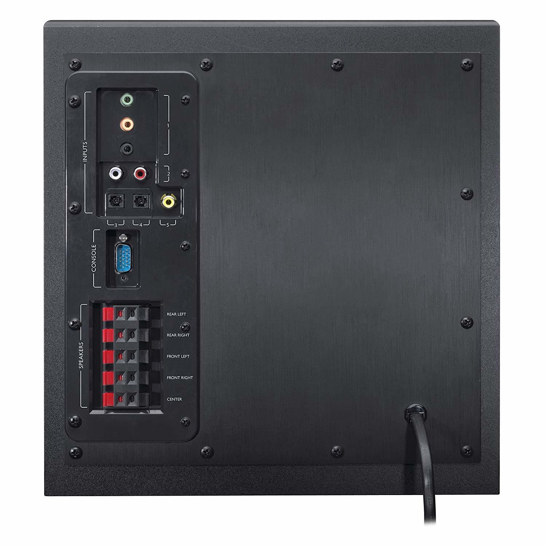 Logitech Z906 Surround Sound Speaker System 5.1 image