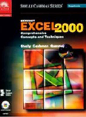 Microsoft Excel 2000: Comprehensive Concepts and Techniques by Gary B Shelly image