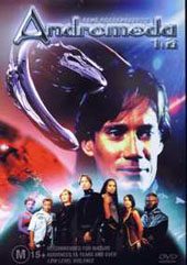 Andromeda 1.02, Gene Roddenberry's on DVD
