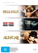 Hello, Dolly! / New York, New York / All That Jazz (3 Disc Set) on DVD