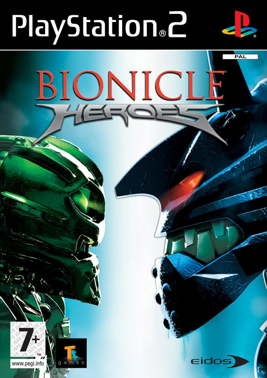 Bionicle Heroes for PlayStation 2