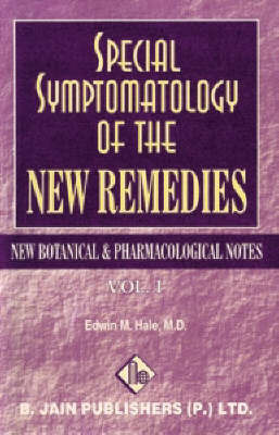 Materia Medica and Therapeutics of Remedies by Hale Edwin