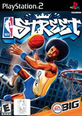 NBA Street for PS2