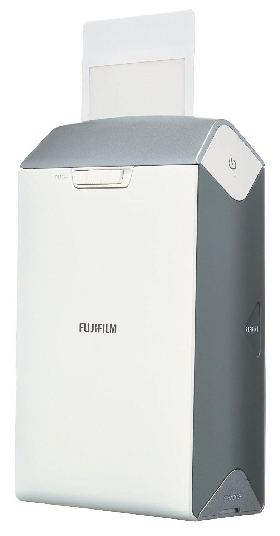 Fujifilm INSTAX SHARE SP-2 Smart Phone Printer - Silver image