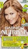 Garnier Nutrisse Permanent Nourishing Hair Colour - 7.0 Almond Creme