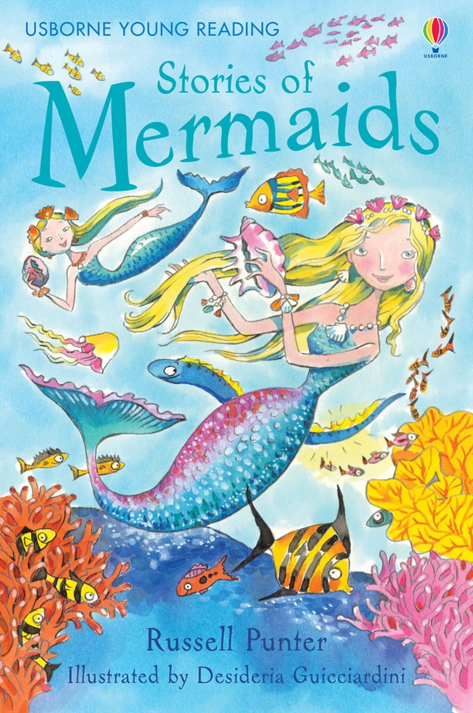 Stories Of Mermaids by Russell Punter image
