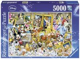Ravensburger: Disney Favourite Friends - 5000pc Puzzle