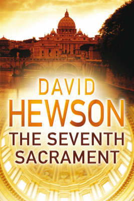 The Seventh Sacrament by David Hewson image