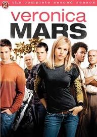 Veronica Mars - Complete Season 2 (6 Disc Set) on DVD image