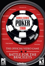 World Series Of Poker 2008: Battle For The Bracelets for PC Games
