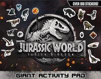 Jurassic World 2: Fallen Kingdom Giant Activity Pad
