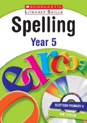 Spelling: Year 5 by Sylvia Clements image