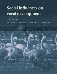 Social Influences on Vocal Development image