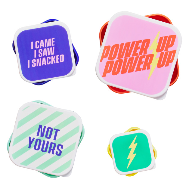 Snack Box Set 'Power Up'