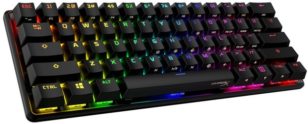 HyperX Alloy Origins 60 Mechanical Gaming Keyboard for PC