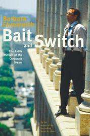 Bait and Switch by Barbara Ehrenreich image
