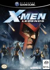 X-Men: Legends for GameCube