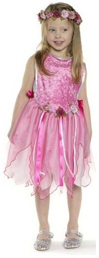 Pretenz Forest Fairy Tunic (Pink - Medium)