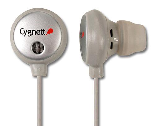 Cygnett GROOVE BASSBUDZ - IPOD MEGA BASS EARPHONES W/REMOTE