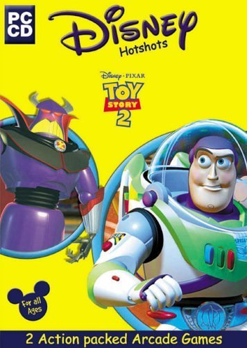 Disney Hotshots Toy Story 2: Cone Chaos / Toy Shelf Showdown for PC Games