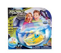 Zuru LED Robo Fish and Fish Bowl