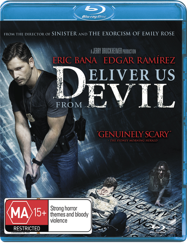 Deliver Us from Evil on Blu-ray