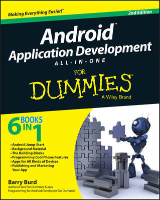 Android Application Development All-in-One For Dummies by Barry A. Burd image