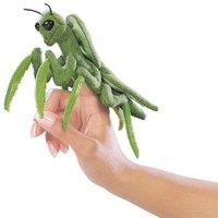 Folkmanis Mini Finger Puppet - Praying Mantis