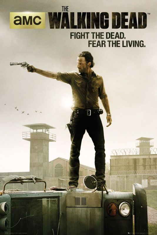 The Walking Dead Maxi Poster (53)