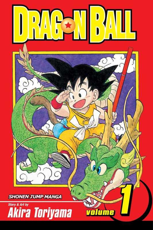 Dragon Ball: v. 1 by Akira