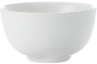 Casa Domani Casual White Rice Bowl 13cm