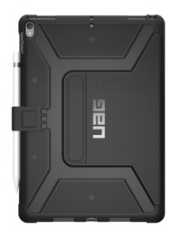 "UAG: Folio Case For iPad Pro 10.5"" (Black/Black)"