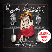 Alive At 25 [DVD + CD] by Jane's Addiction