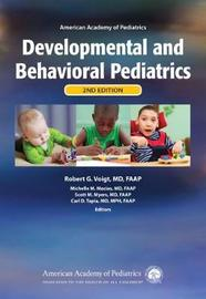 AAP Developmental and Behavioral Pediatrics by AAP Section on Developmental and Behavioral Pediatrics