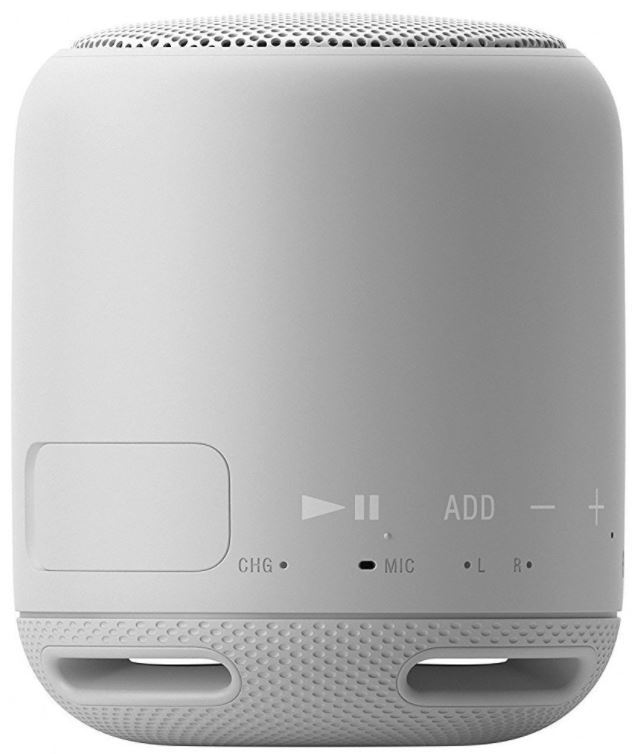 Sony SRS-XB10 Portable Wireless Speakers - White image