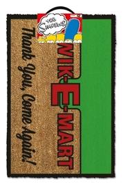 Simpsons Doormat - Kwit-E-Mart