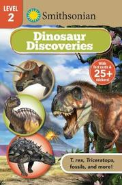 Smithsonian Reader Level 2: Dinosaur Discoveries by Courtney Acampora image