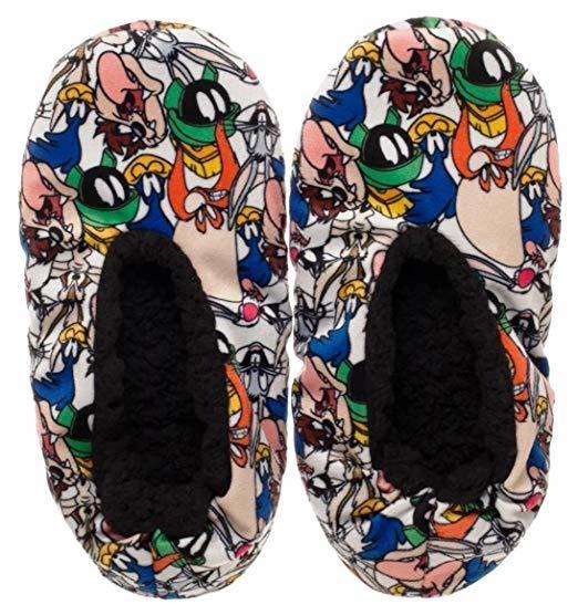 Looney Tunes - Cozeez Slippers (L/XL) image
