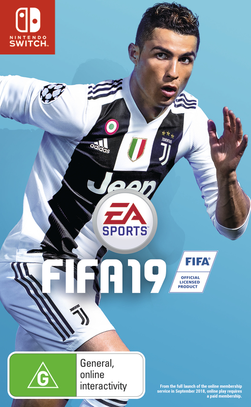 FIFA 19 for Switch