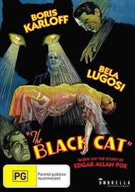 The Black Cat on DVD